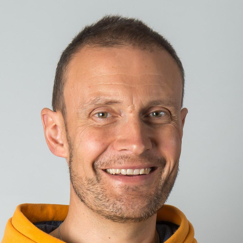 Porträtfoto von Peter Oberholzer
